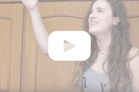 vlog youtube cai do ônibus