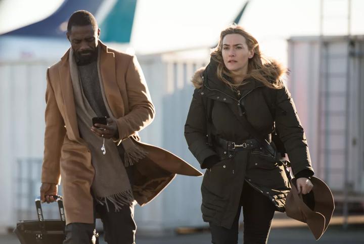 Idris Elba Kate Winslet