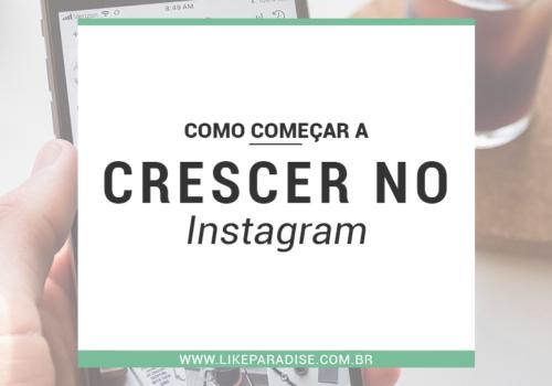 crescer no instagram