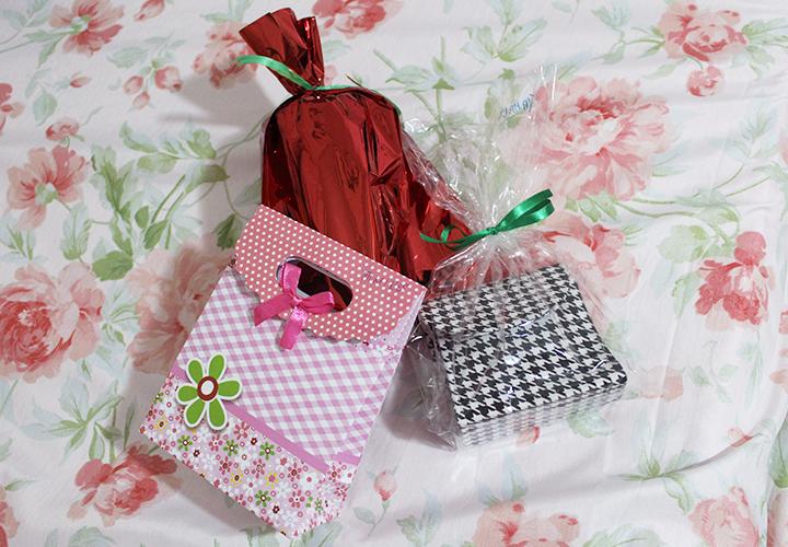 meus presentes